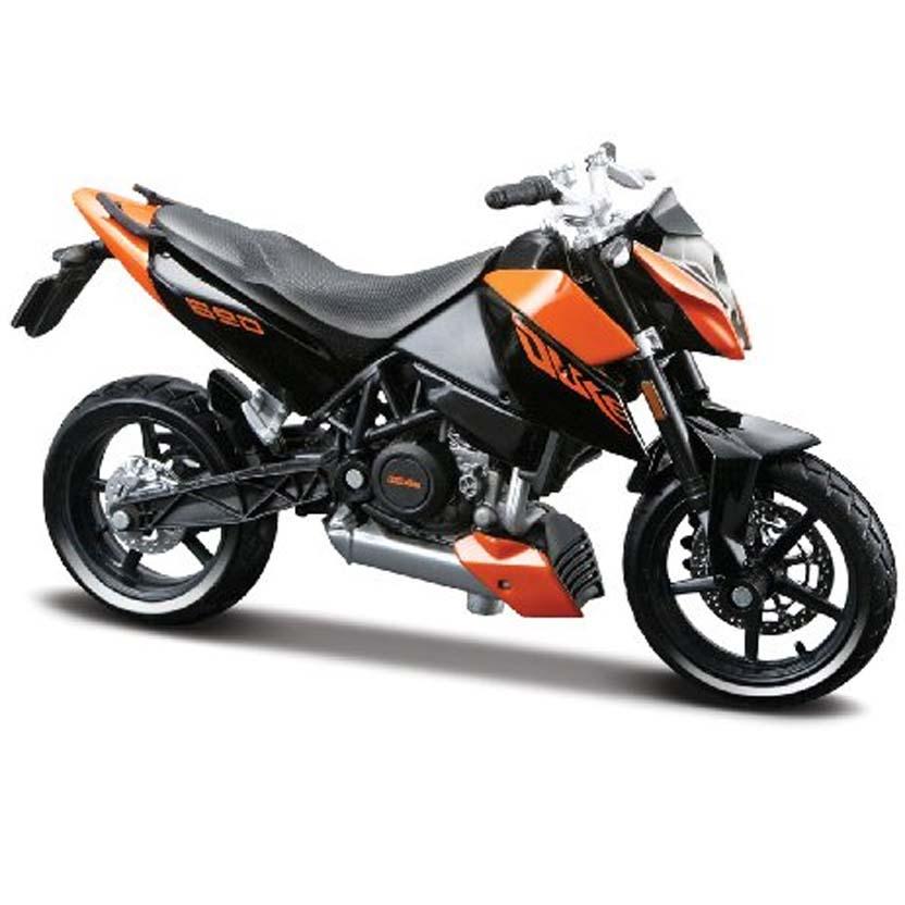 Maisto KTM Duke 690 (2009)  Miniatura de moto Maisto escala 1/18