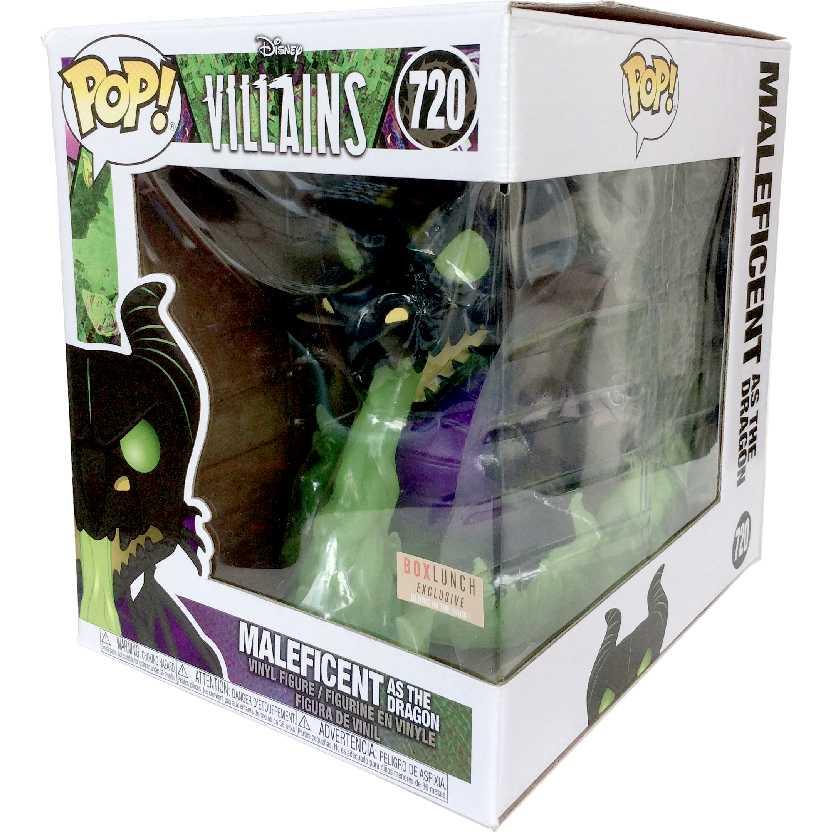 Malévola (brilha no escuro) Maleficent as the Dragon Funko Pop #720