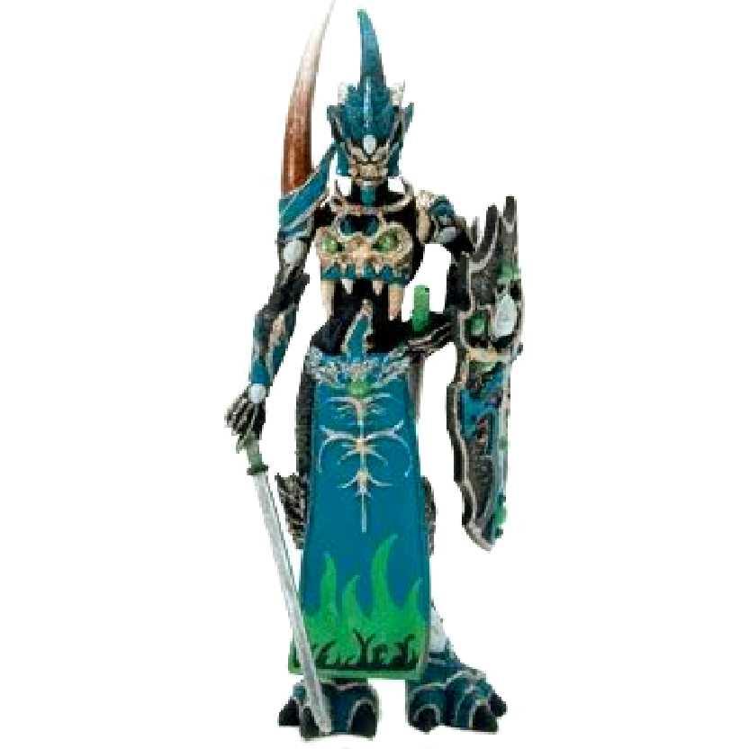 Mandarin Spawn azul: McFarlane Toys Series 1 Spawn Mini Trading Figure (Raro)