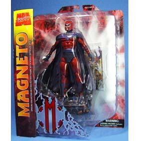Marvel Select 2011 Boneco Magneto ( Comprar com entrega em todo o Brasil )