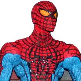 Marvel Select Amazing Spider-Man Bonecos Marvel Select do Filme O Espetacular Homem-Aranha