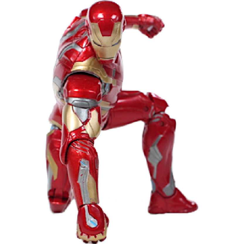 Marvel Select Capitão América Guerra Civil Iron Man Mark 46 (Homem de Ferro Mark XLV)