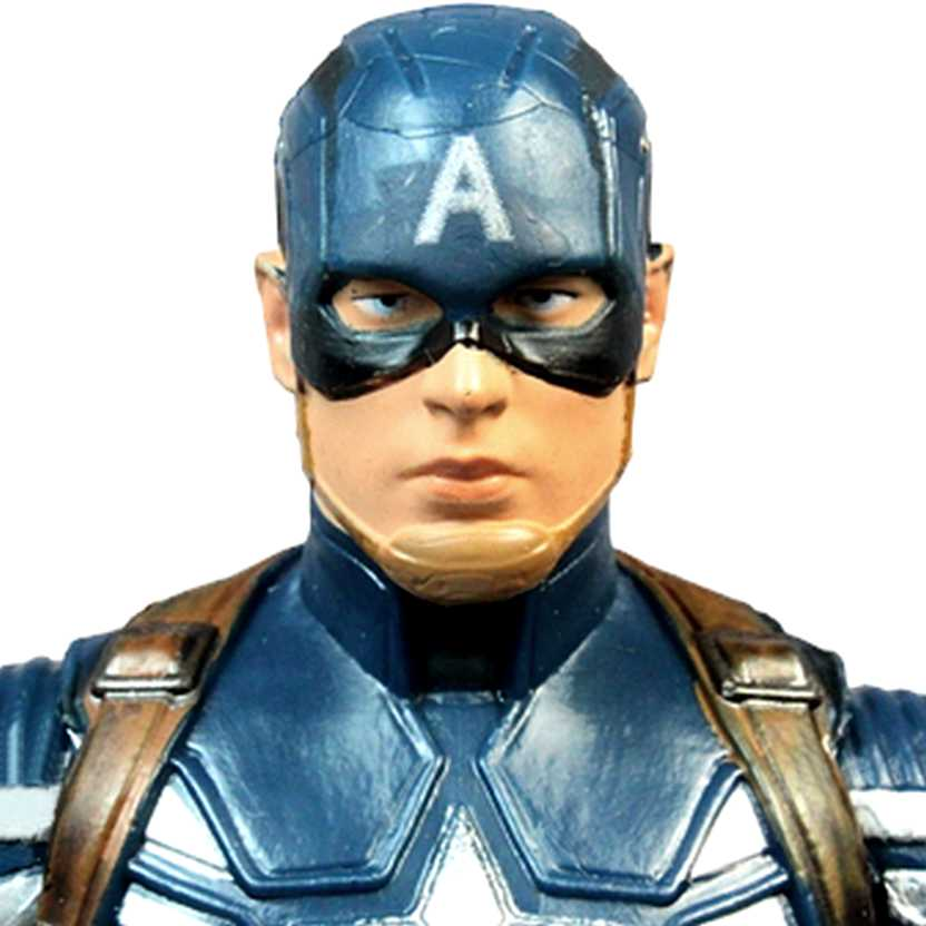 Marvel Select Captain America 2 action figure ( Capitão América ) The Winter Soldier Movie