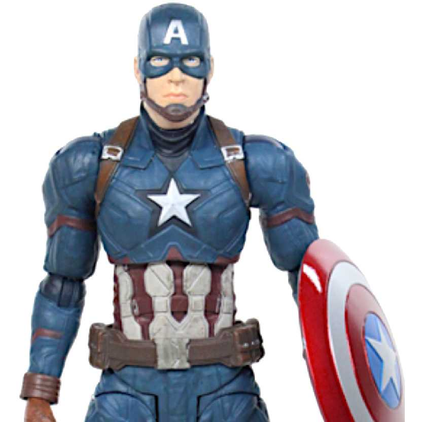 Marvel Select Captain America Civil War (Capitão América Guerra Civil) Diamond Action Figure