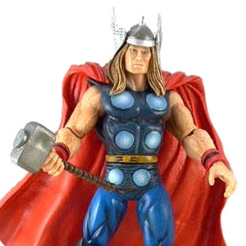 Marvel Select Classic Avenger Thor Diamond Select Toys Action Figures