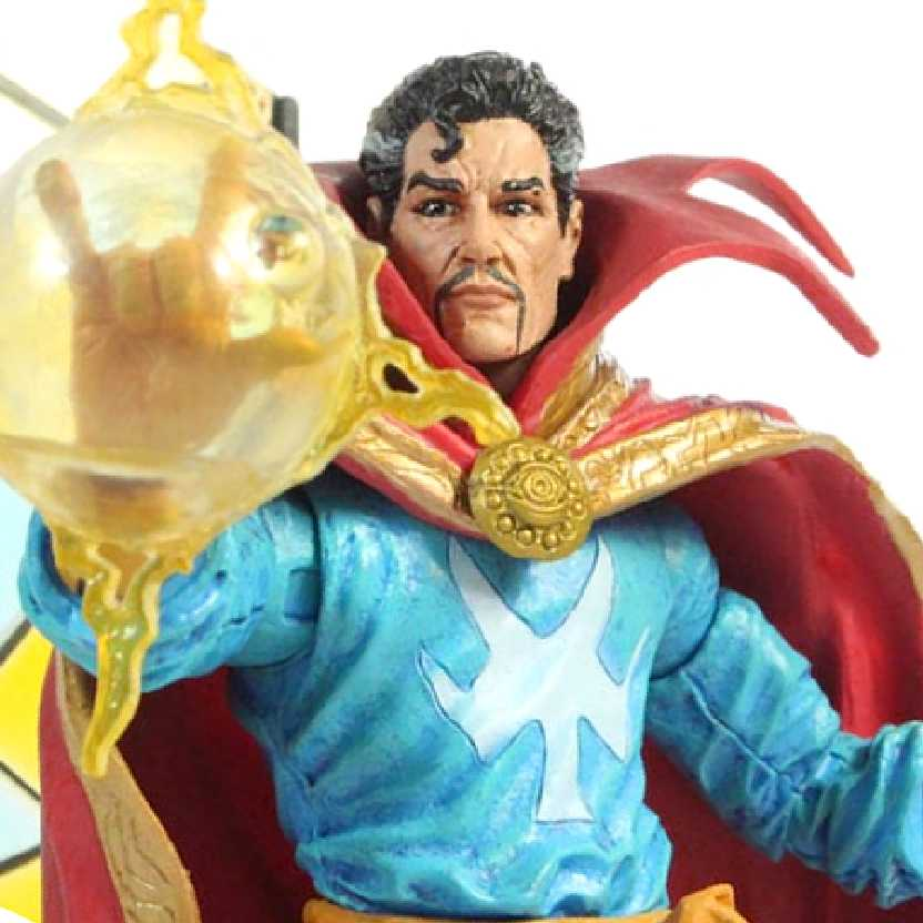 Marvel Select: Dr. Strange (Doutor Estranho) Diamond Select Toys action figures
