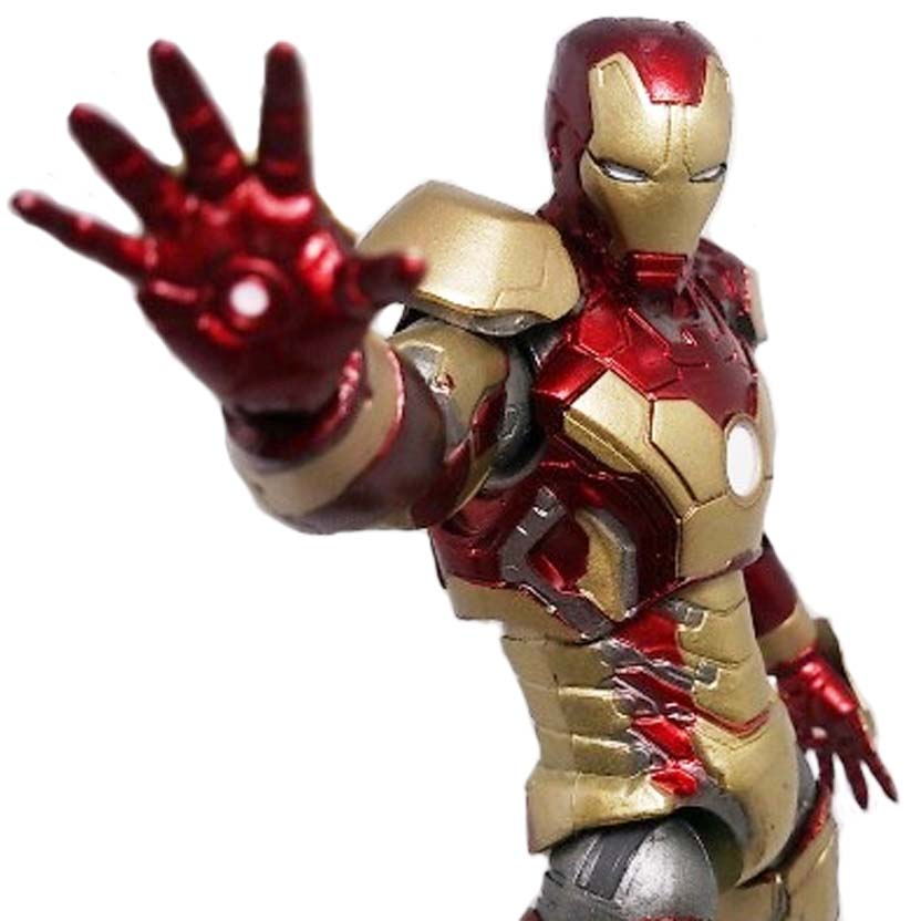 Marvel Select Iron Man 3 mark 42 : Homem de Ferro 3 Diamond Select Toys action figure