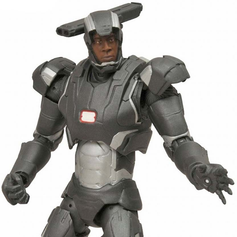 Marvel Select Iron Man 3 War Machine Mark II : Homem de Ferro 3 Diamond action figure