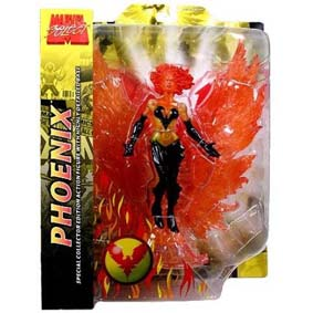 Marvel Select Phoenix Fiery (Jean Grey)