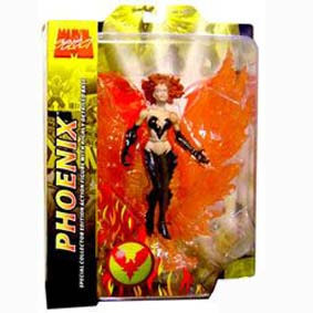 Marvel Select Phoenix Human (Jean Grey)