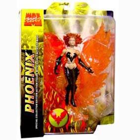 Marvel Select Phoenix Human (Jean Grey)