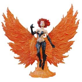Marvel select phoenix human jean grey
