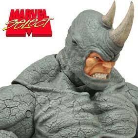 Marvel Select: Rhino Diamond Select Action Figures