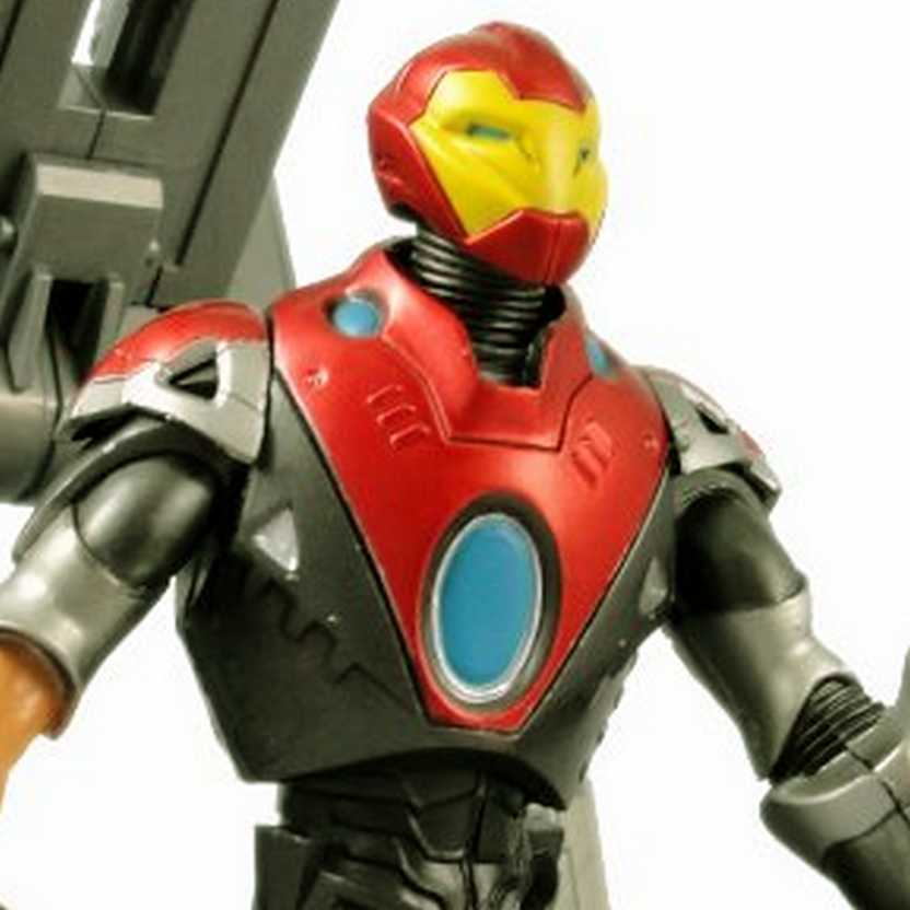 Marvel Select Series Ultimate Iron Man (Homem de Ferro) Diamond Select Action Figure