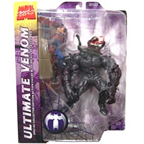 Marvel Select Ultimate Venom