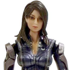 Mass Effect 3 - Ashley Williams Play Arts Kai Square Enix Figure