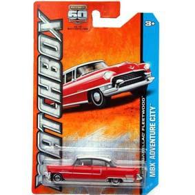 Matchbox 60th Anniversary 13/120 (1955) Cadillac Fleetwood Y0934