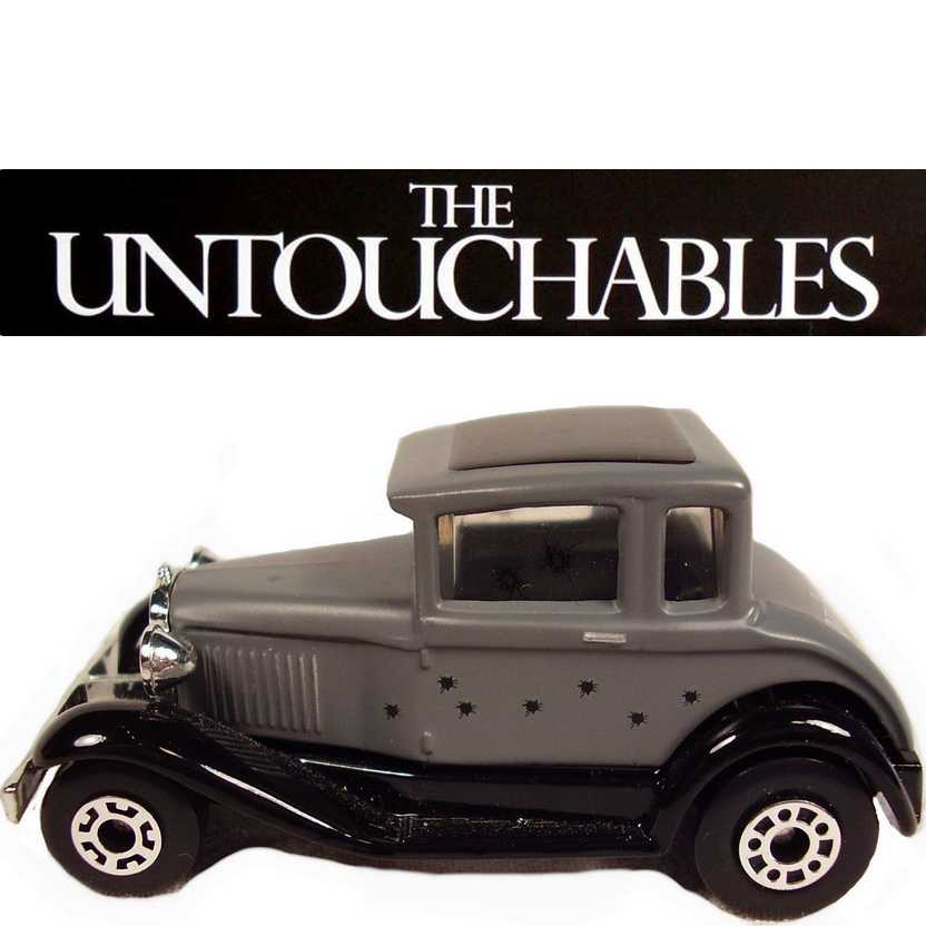 Matchbox Star Car Collection - The Untouchables ( Os Intocáveis ) Ford Model A Coupe