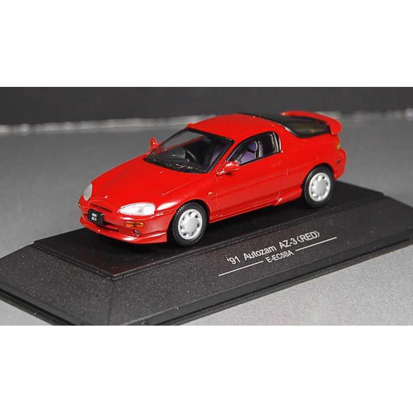 Mazda MX-3 (1991) Autozam AZ-3 marca Sapi Models escala 1/43