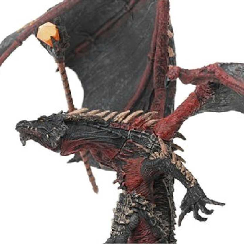 McFarlane Dragons Series 2 Sorcerers Dragon Clan 2 (aberto) Quest for the Lost King