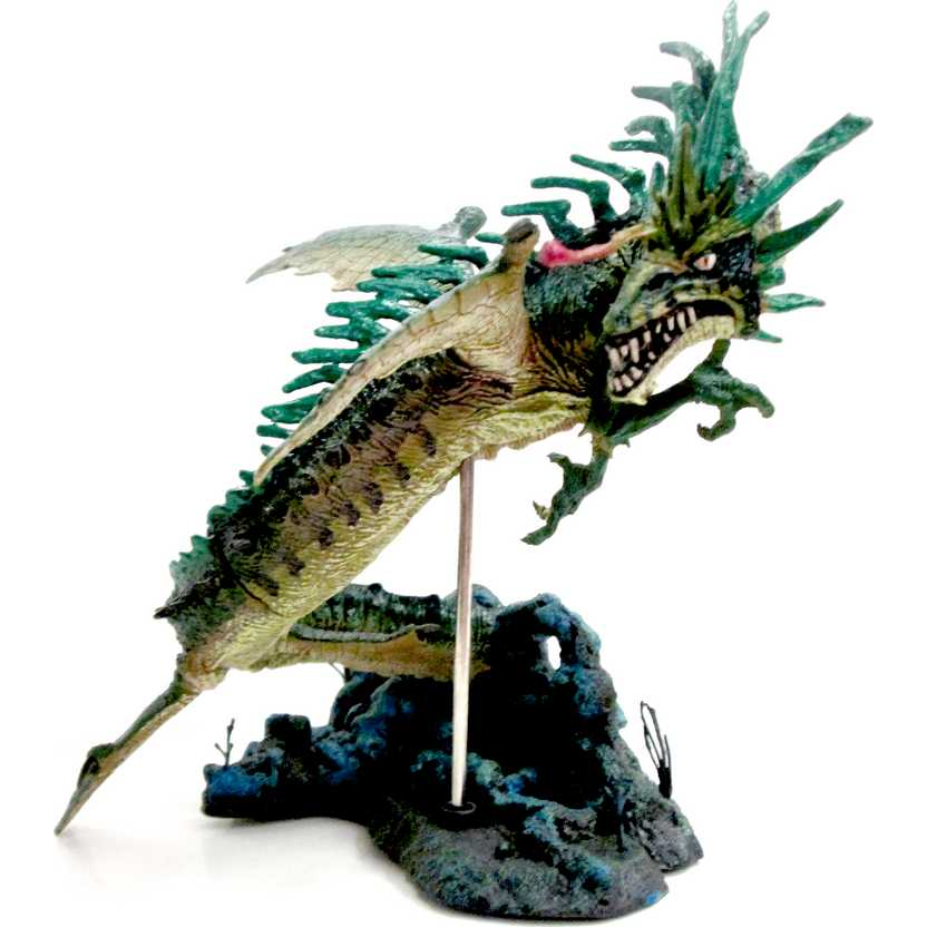 McFarlane Dragons series 2 - The Water Dragon Clan -  Quest for the Lost King (Aberto)