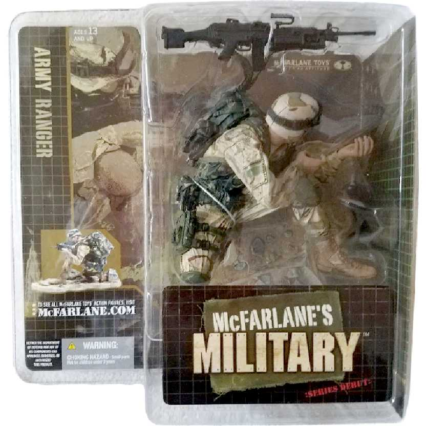 McFarlane Military Debut Army Ranger figure