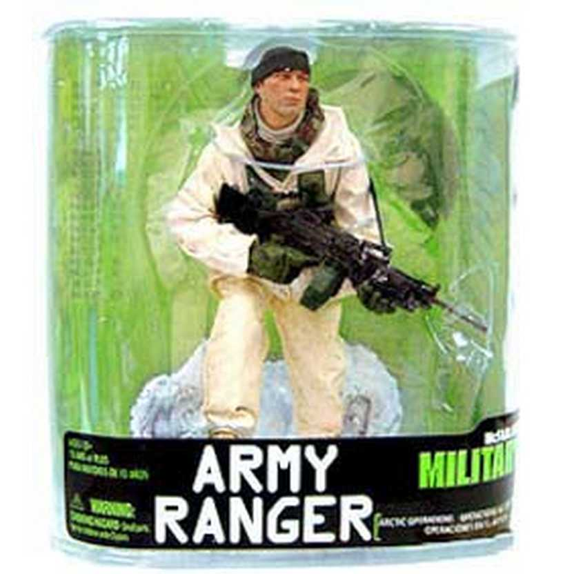 Mcfarlane Military series 7 6 inch figure Army Ranger Arctic Ops