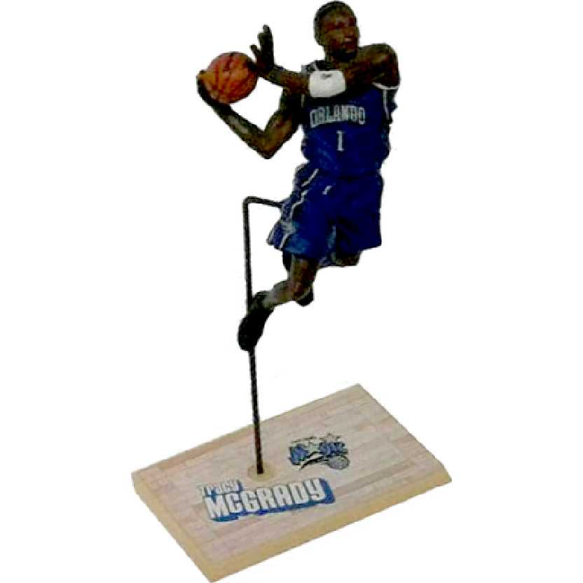 McFarlane NBA Tracy McGrady loose 3 inch Mini Figure Orlando Magic (aberto)