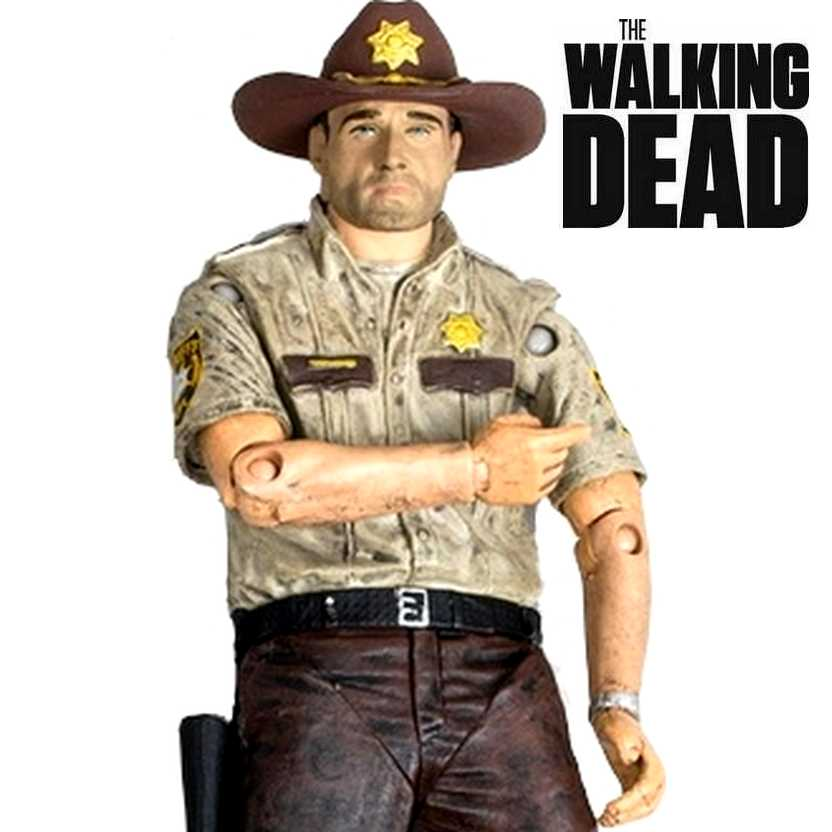 Mcfarlane The Walking Dead series 7 - Rick Grimes Tv series action figures