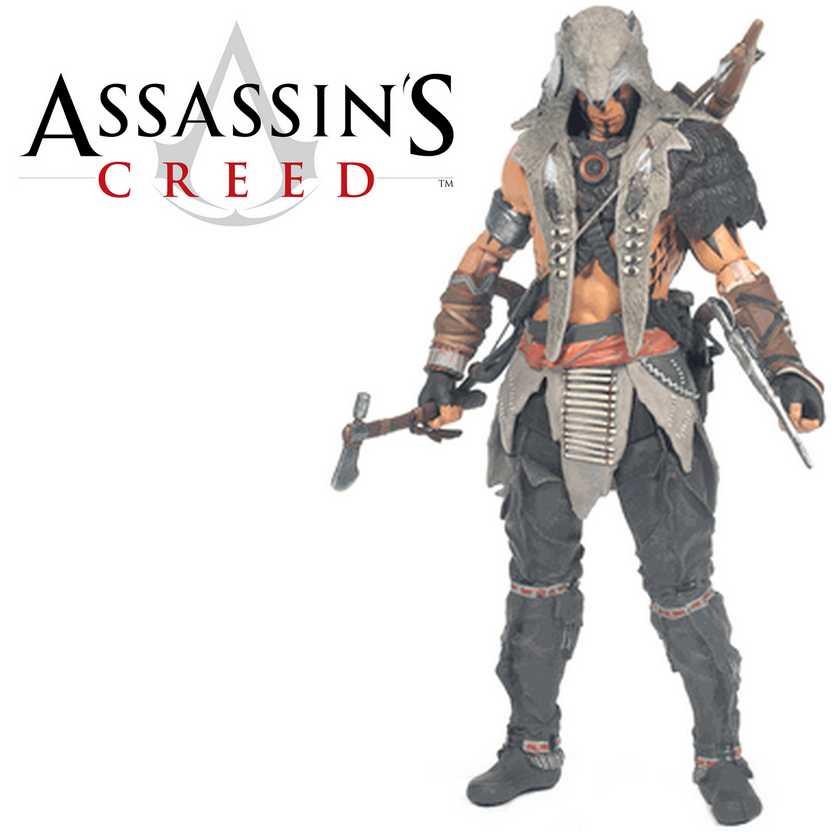McFarlane Toys Assassins Creed 3 (series 1) Ratonhnhaké:ton Action Figure
