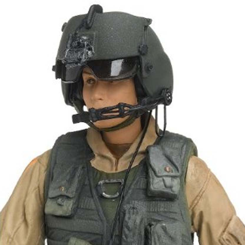 McFarlane Toys Military Series 3 - Army Helicopter Crew Chief