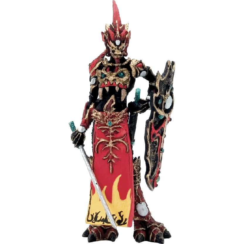 McFarlane Toys Series 1 Spawn Mini Trading Figure: Mandarin Spawn (Raro)