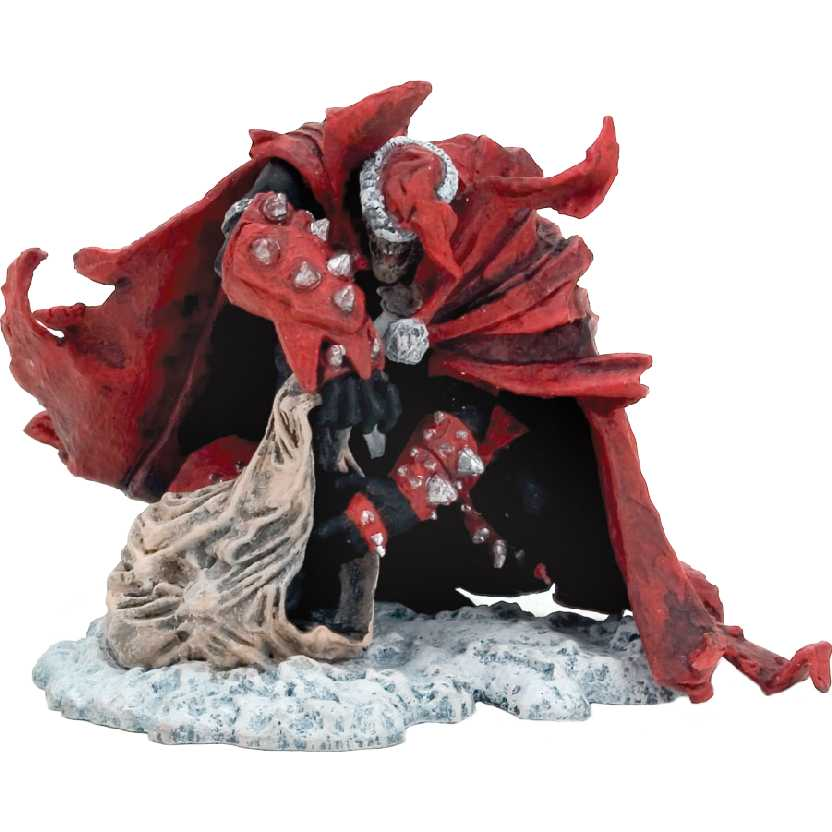 McFarlane Toys Series 1 Spawn Mini Trading Figure: Santa Spawn (RARO)