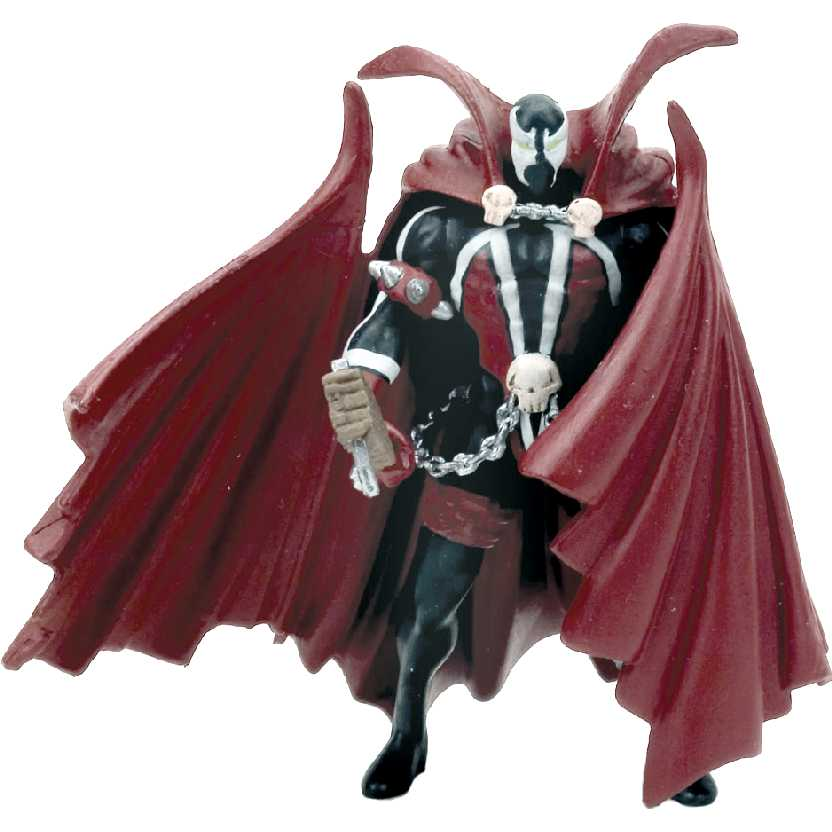 McFarlane Toys Series 1 Spawn Mini Trading Figure: Spawn (Raridade)