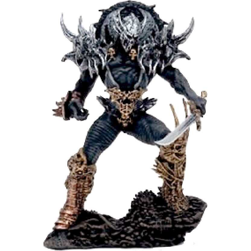 McFarlane Toys Series 1 Spawn Mini Trading Figure: Spawn The Black Knight prata (Raridade)