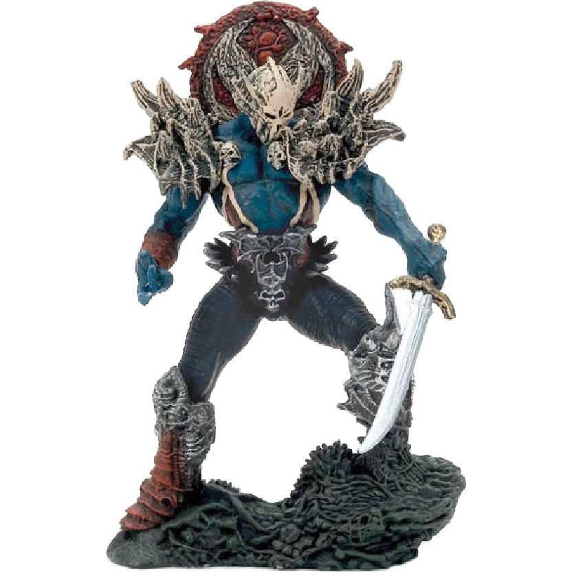 McFarlane Toys Series 1 Spawn Mini Trading Figure: Spawn The Black Knight (RARO)