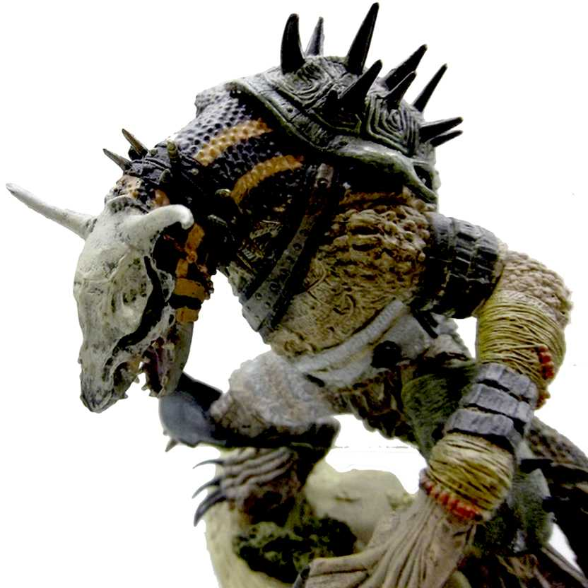 McFarlanes Dragons series 3 - Komodo Dragon Clan
