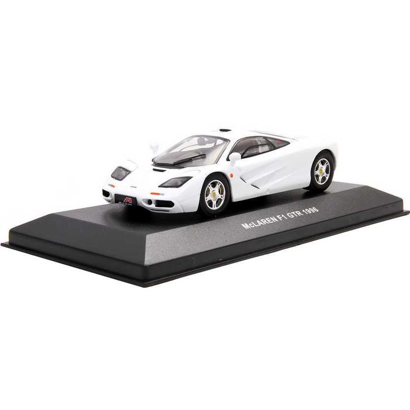 McLaren F1 GTR (1996) marca Ixo Models escala 1/43