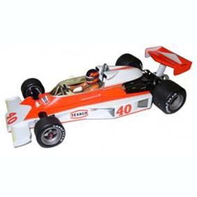McLaren Ford M23 Gilles Villeneuve GP England (1977)