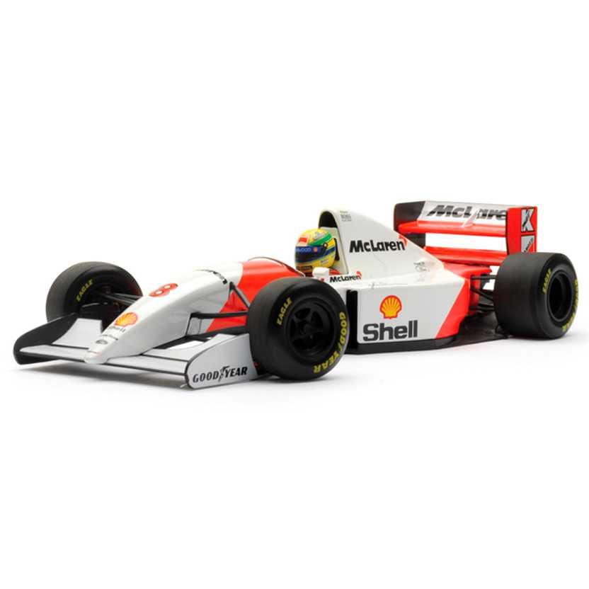 McLaren Ford MP4/8 (1993) Ayrton Senna marca Minichamps escala 1/18