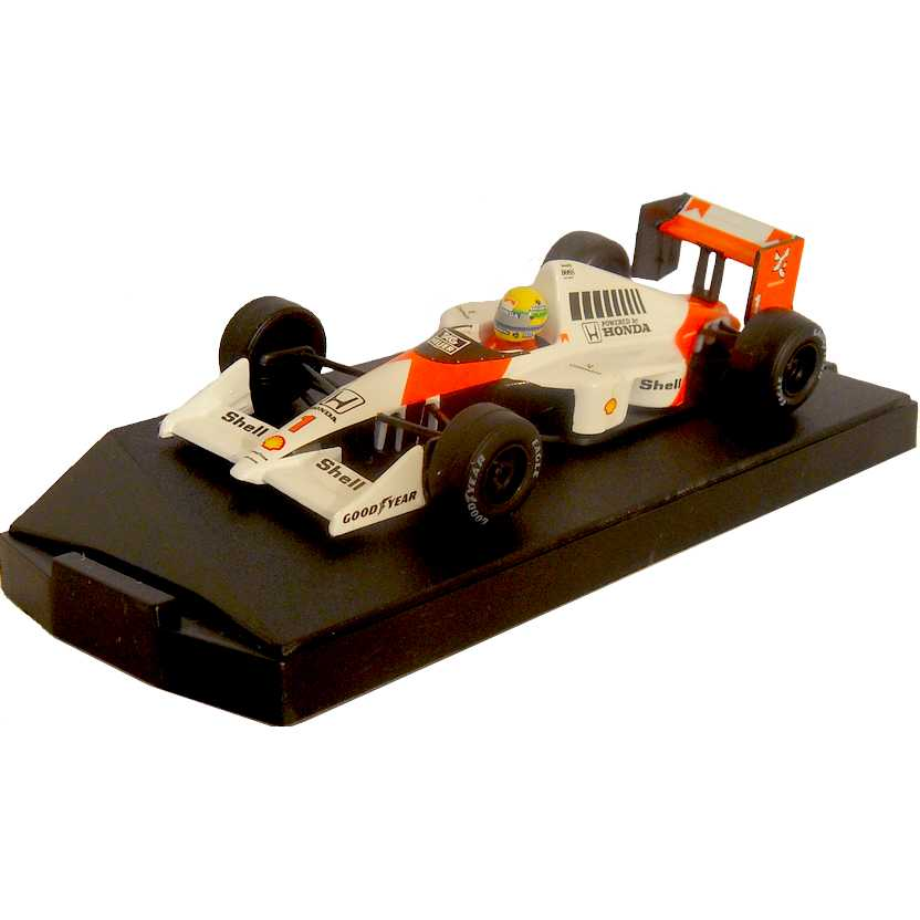 McLaren Honda MP4/5 Ayrton Senna (1989) marca Onyx escala 1/43