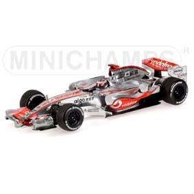 McLaren Mercedes MP4-22 Fernando Alonso (2007)