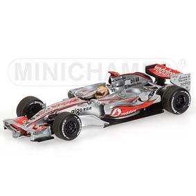 McLaren Mercedes MP4-23 Lewis Hamilton (2008)