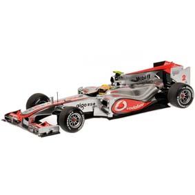 McLaren MP4/25 Mercedes Lewis Hamilton (2010) Minichamps escala 1/18