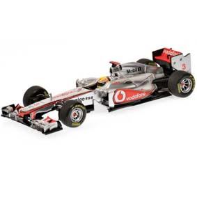 McLaren MP4/26 Mercedes Vodafone Lewis Hamilton (2011) Minichamps escala 1/43