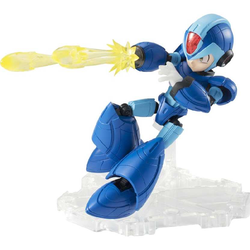 Megaman X (Rockman x) NXEdge Style Bandai Action Figure