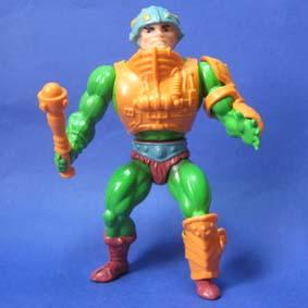 Mentor - Man-At-Arms - He-Man (no estado)