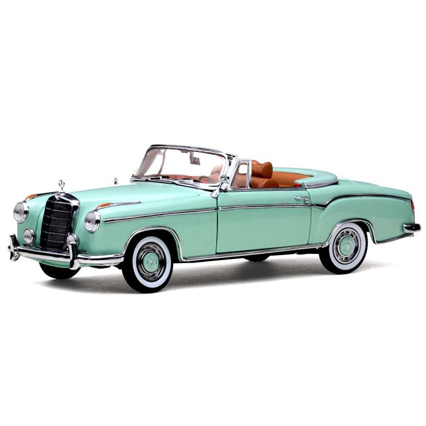 Mercedes-Benz 220SE Convertible (1958) marca Sun Star escala 1/18