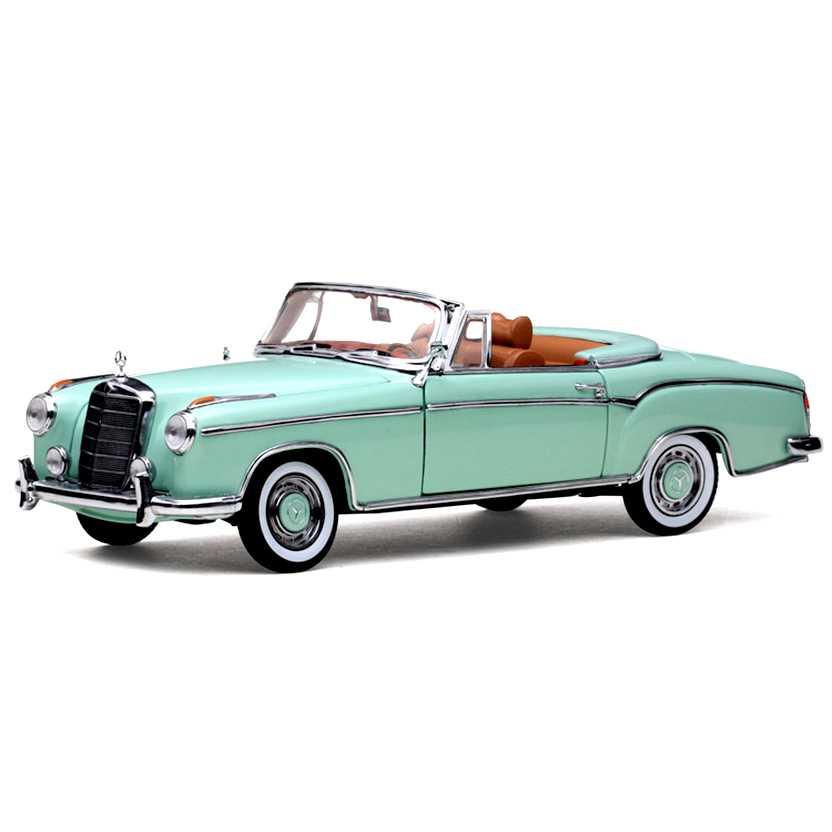 Mercedes-Benz 220SE Convertible (1958) marca Sun Star escala 1/18