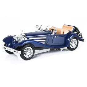 Mercedes Benz 500k Roadster (1936) Burago escala 1/18